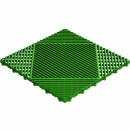 Grid click tile green 6er set