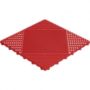 Grid click tile red 6er set