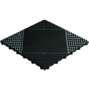 Grid click tile black 6er set