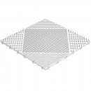 Grid click tile white 6er set