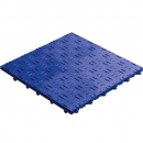 Click tile ribbet blue 6er set