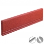 Mobile Preview: Wegeinfassung SRP | S-5 rot | 100x25x5 cm