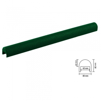 Rubber cap 60 green