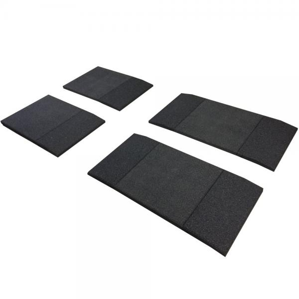 Tire protector set S3 SRP | 175x50x4,5 cm | black
